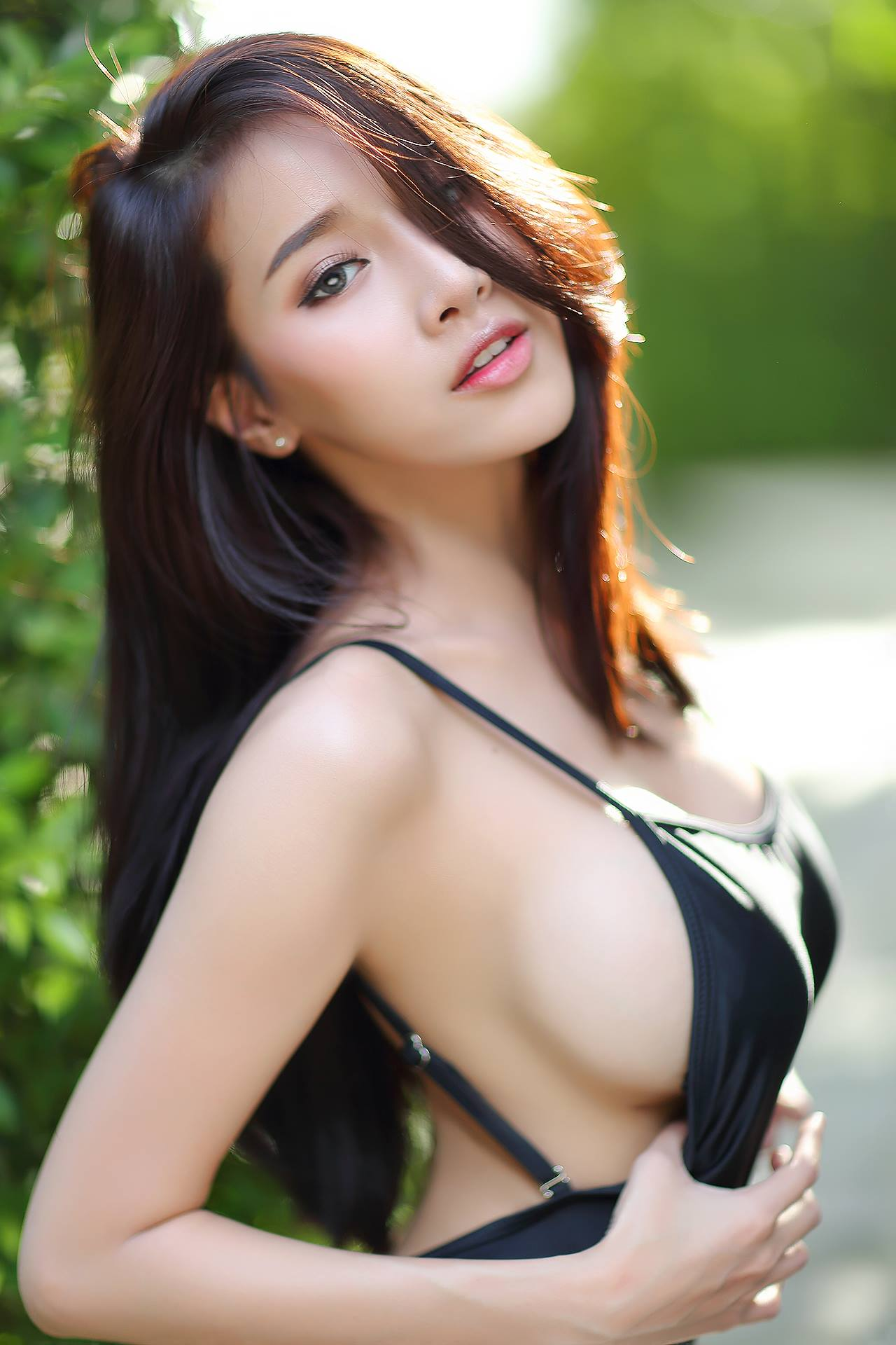 Thai girls images, stock photos vectors